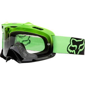 Fox AIRSPC Goggle day glow green/black fade/clear